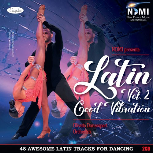 拉丁舞曲音乐Latin Good Vibration Vol. 2