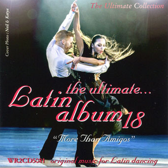 拉丁舞音乐专辑 The Ultimate Latin Album 18